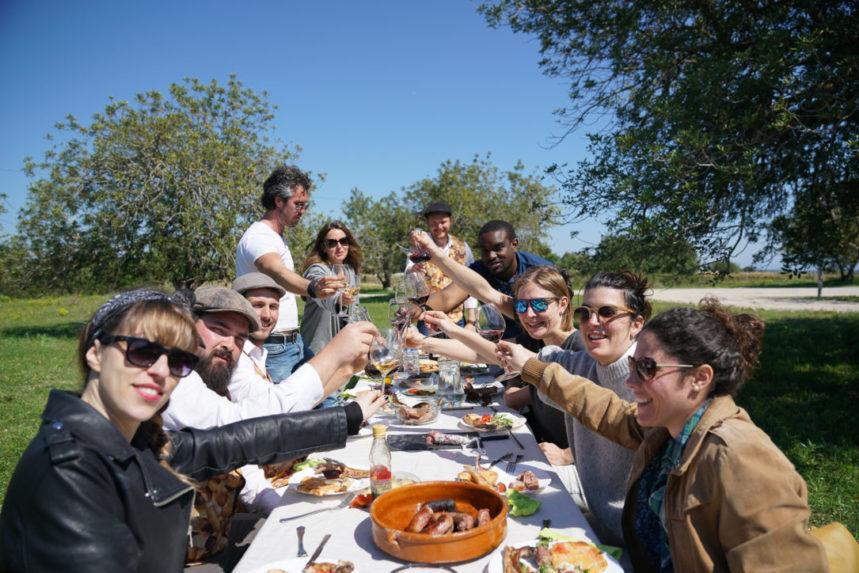 Beber el Garraf: Cata de vinos + barbacoa