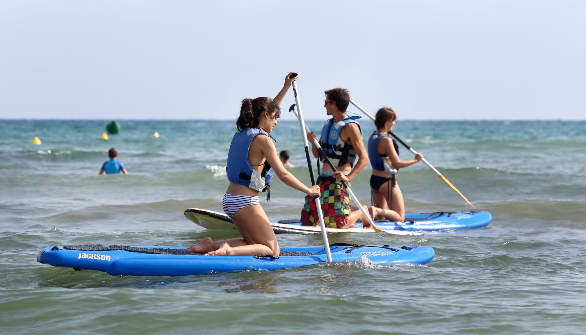 Excursion en Paddle Surf
